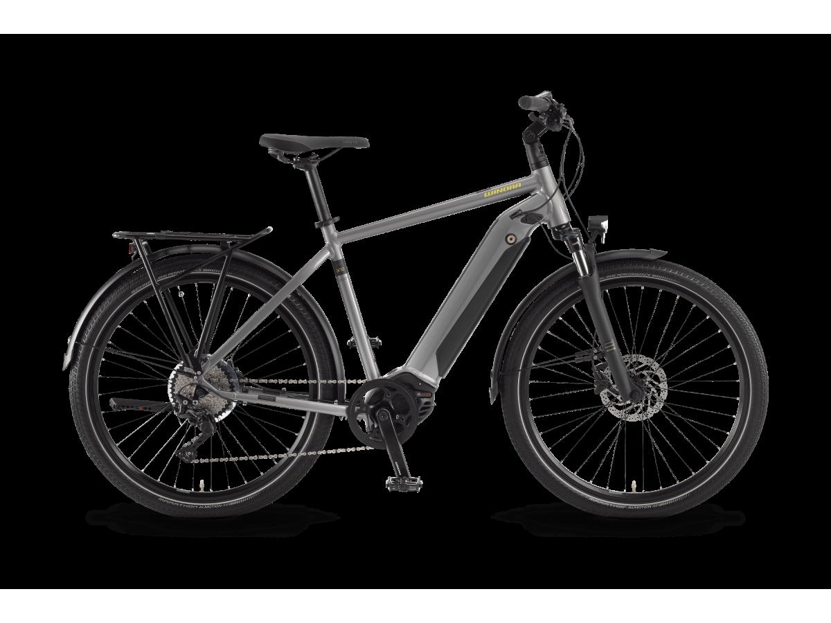 Bicicleta eléctrica polivalente Winora Sinus iX10