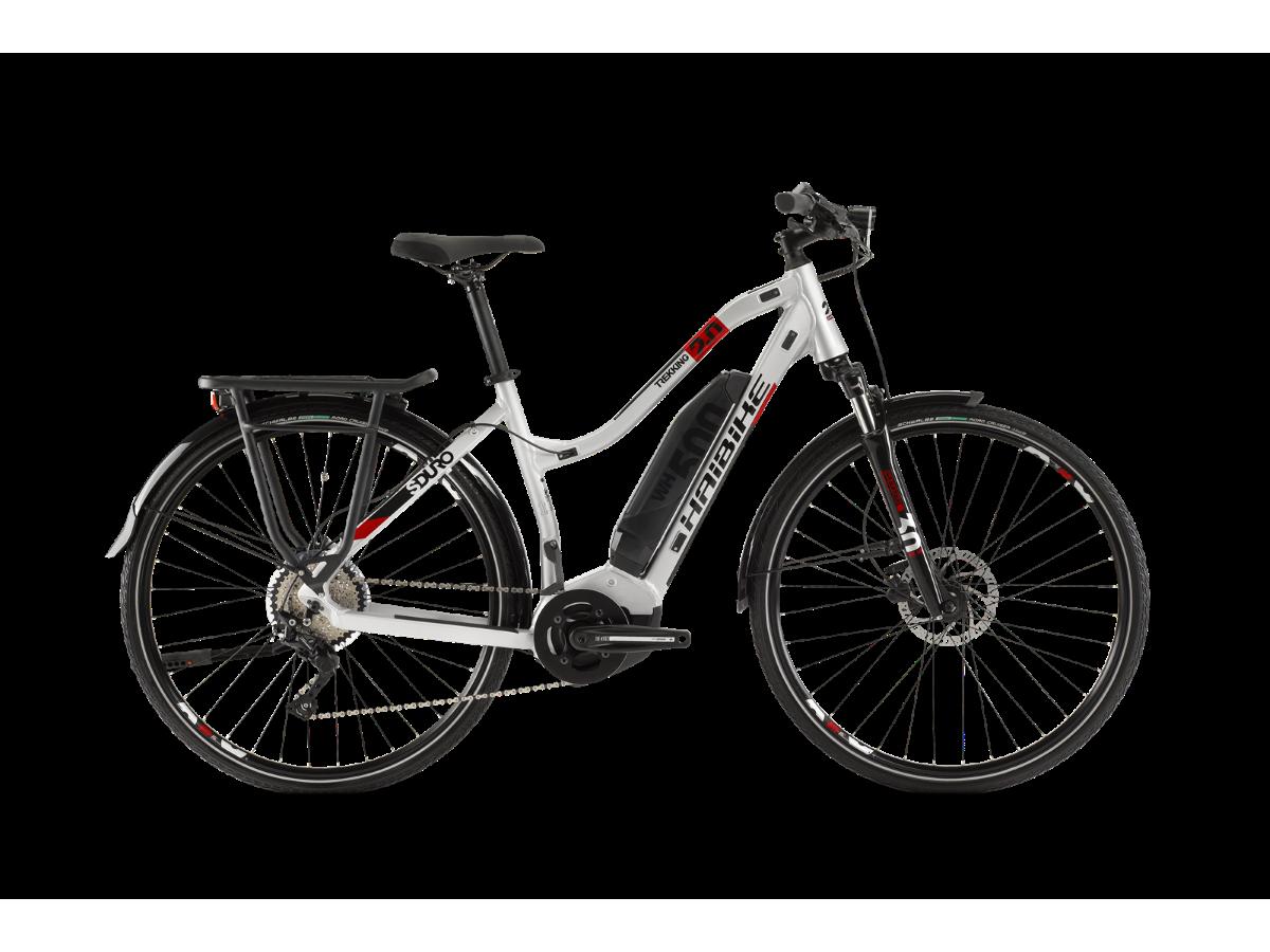 Bicicleta eléctrica polivalente SDURO Trekking 2.0