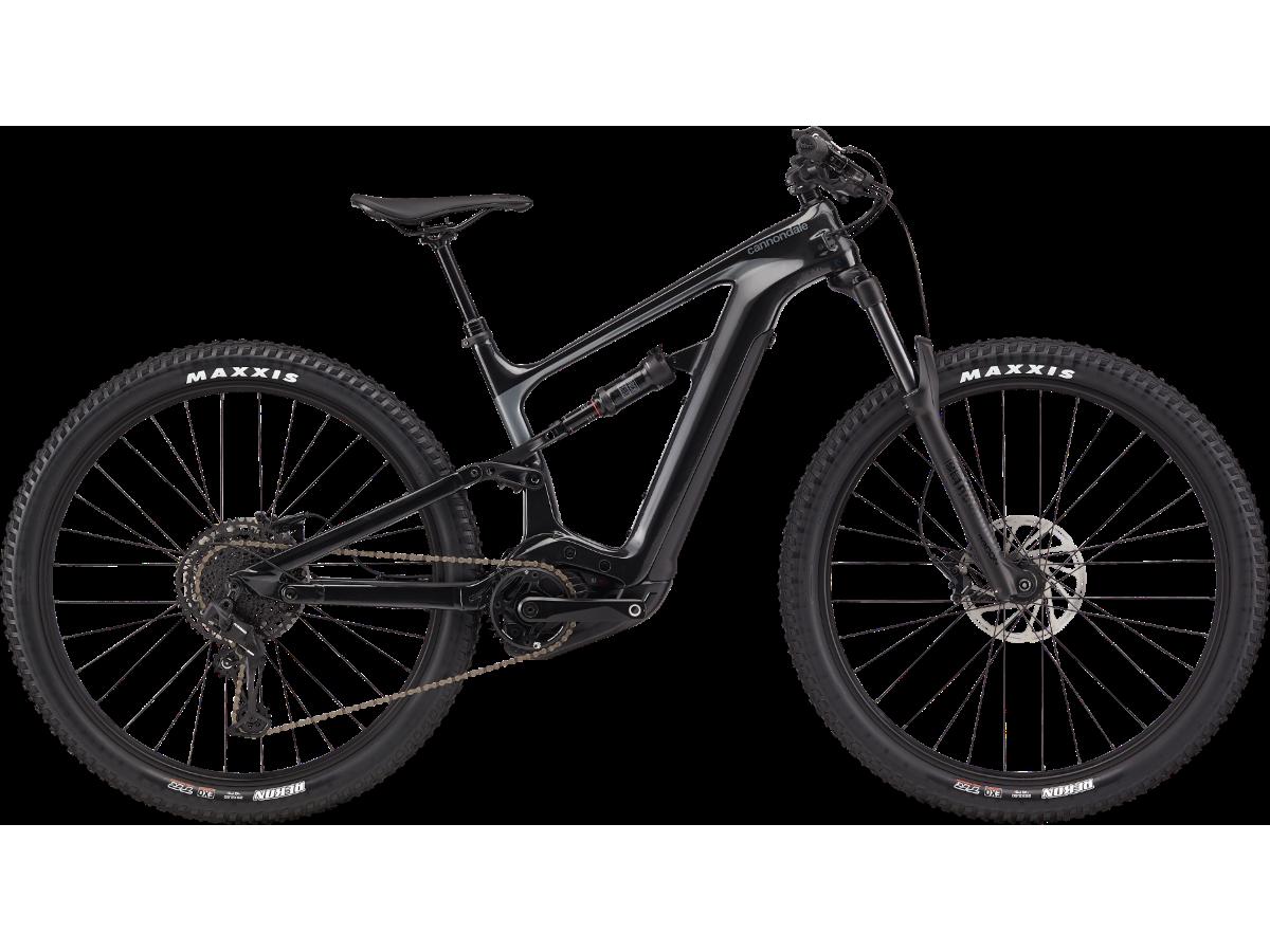 Bicicleta elèctrica MTB Cannondale Habit Neo 4