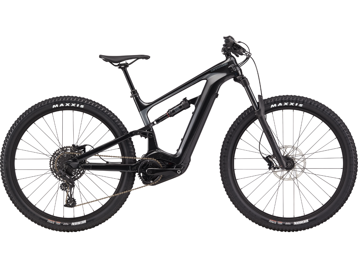 Electric Mountain Bike Cannondale Habit Neo 4 2020