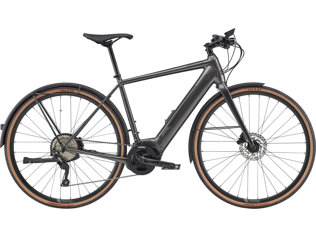Bicicleta eléctrica urbana Cannondale Quick Neo EQ