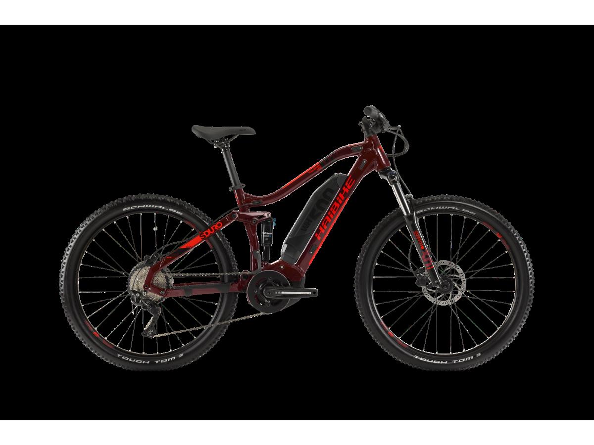 Bicicleta elèctrica MTB Haibike SDURO FullSeven Life 1.0