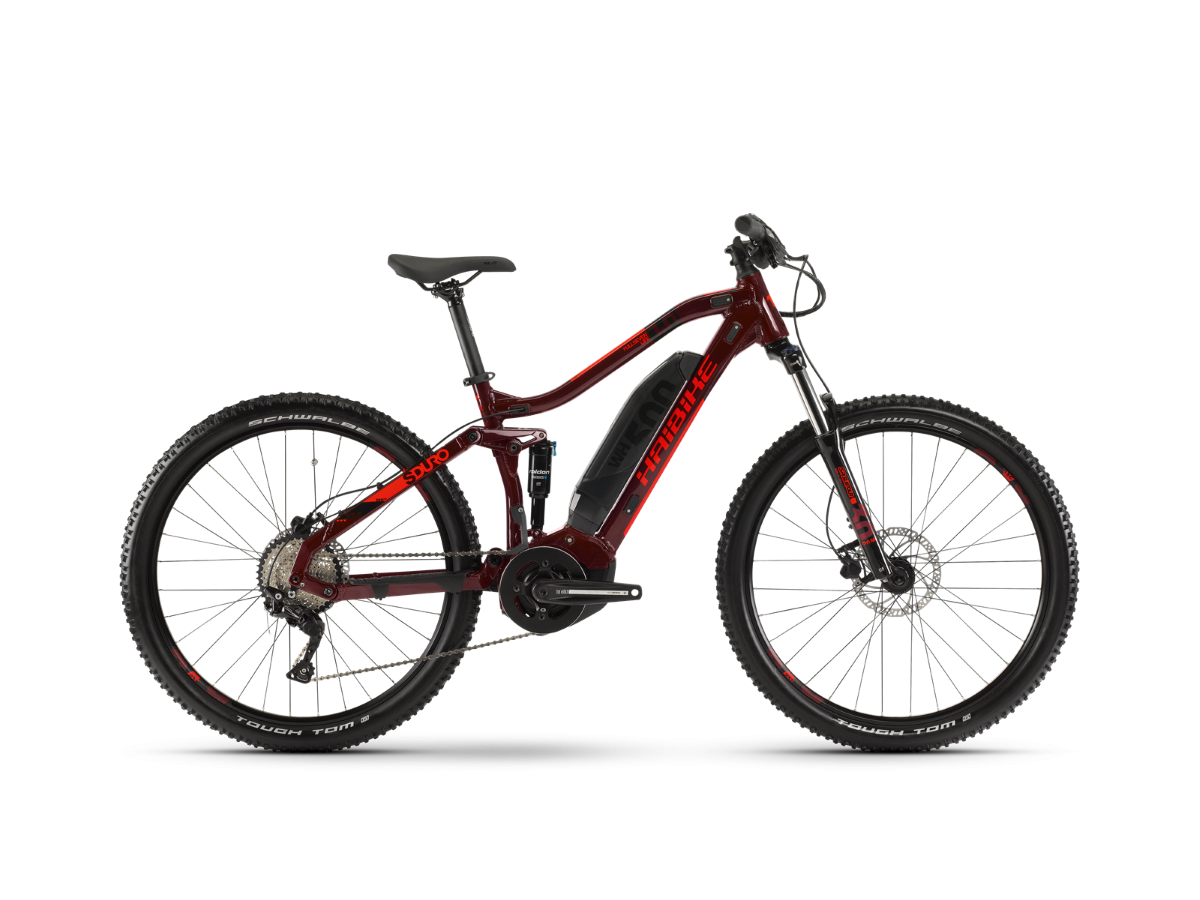 Electric Mountain Bike Haibike SDURO FullSeven Life 1.0