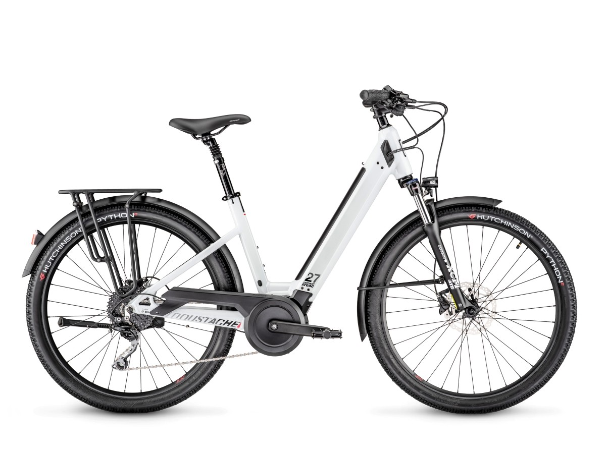 Bicicleta eléctrica polivalente Moustache Samedi 27 Xroad 3 Open 2020