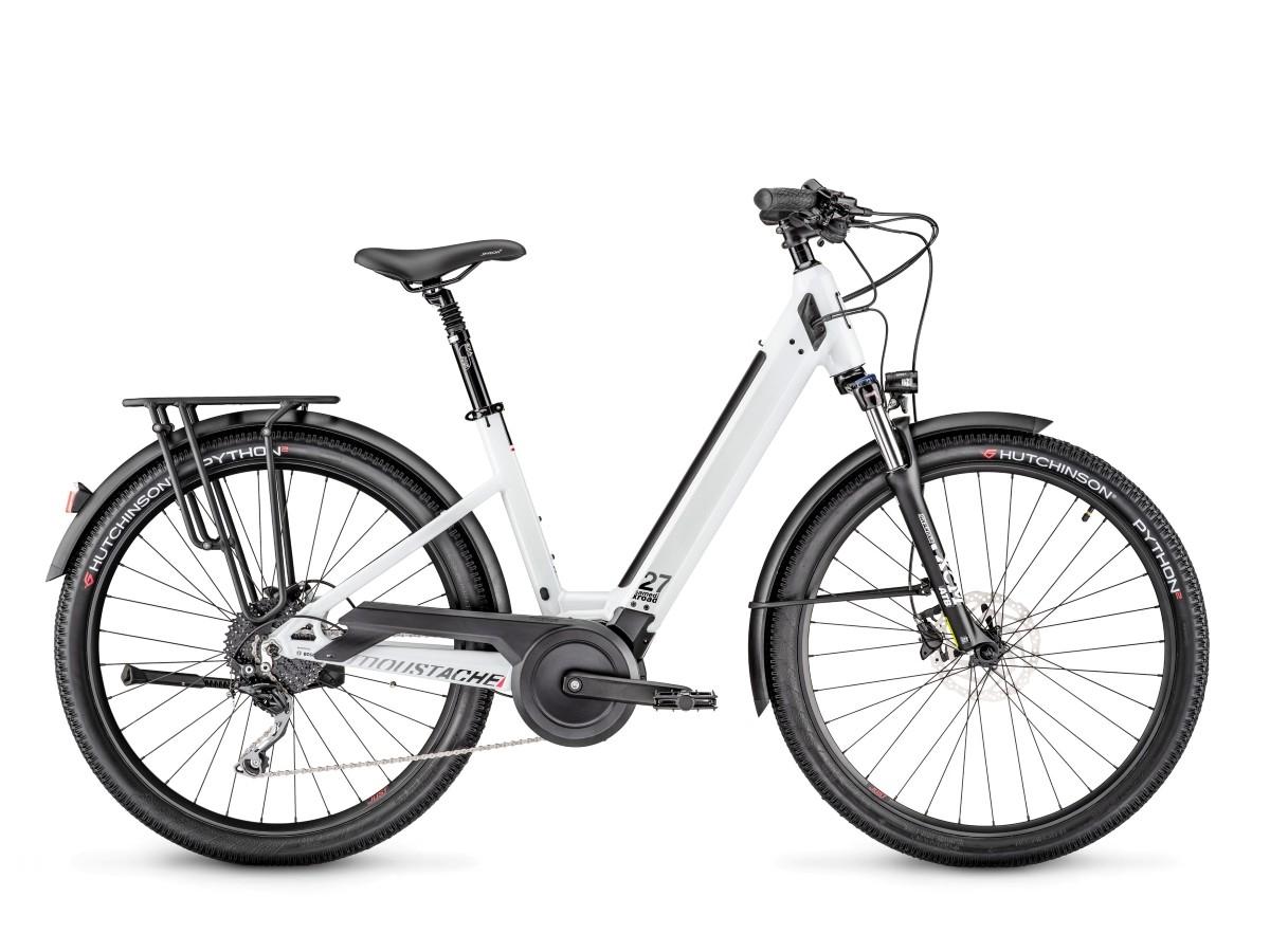 Bicicleta eléctrica polivalente Moustache Samedi 27 Xroad 3 Open