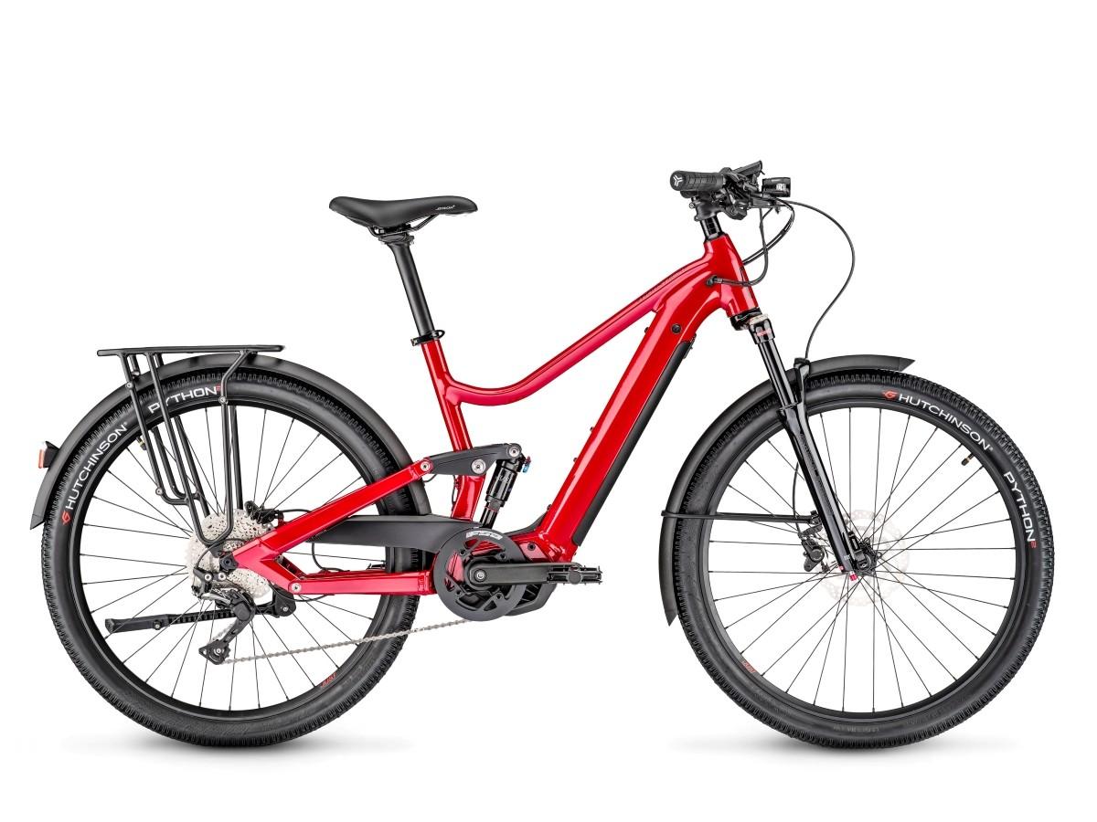Bicicleta elèctrica MTB Moustache Samedi 27 Xroad FS 5