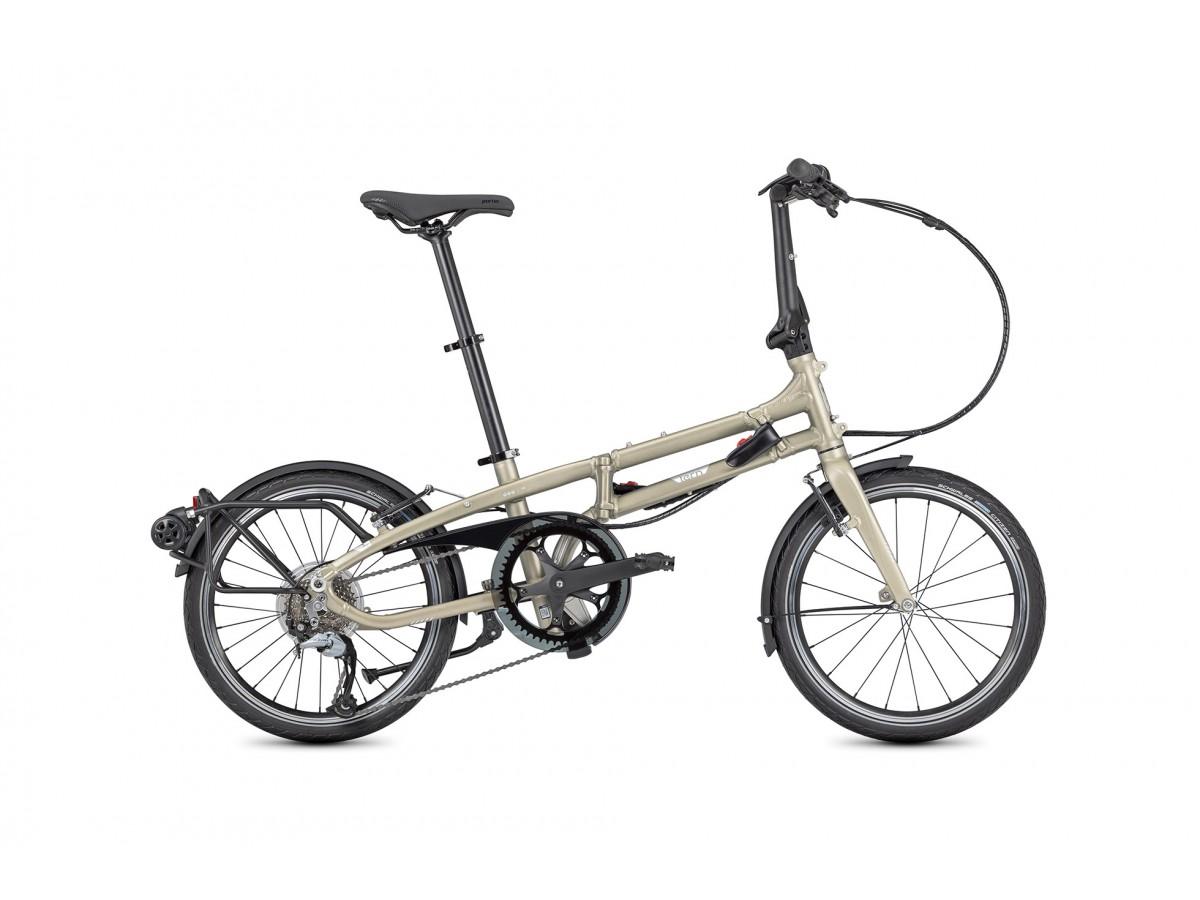 Bicicleta plegable Tern BYB P8