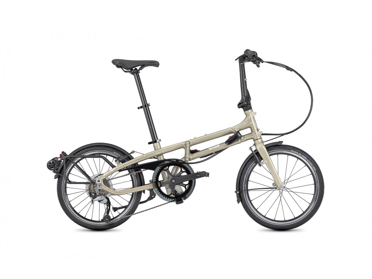 Folding bike Tern BYB P8
