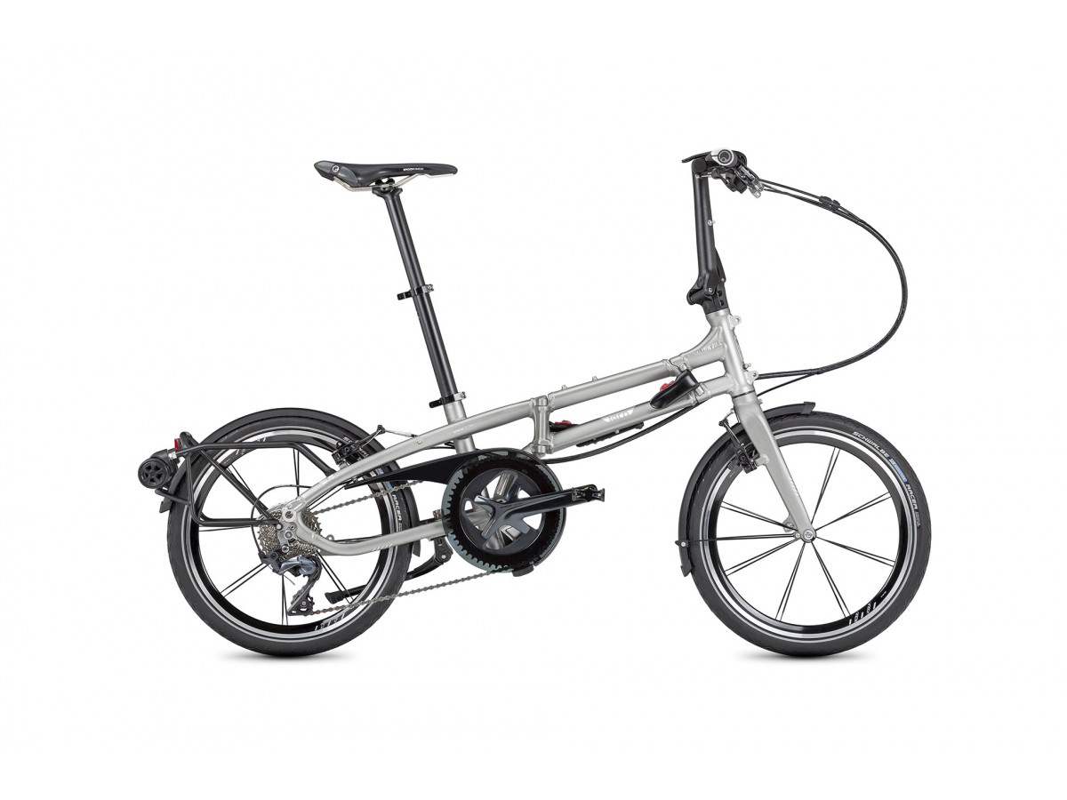 Bicicleta plegable Tern BYB S11