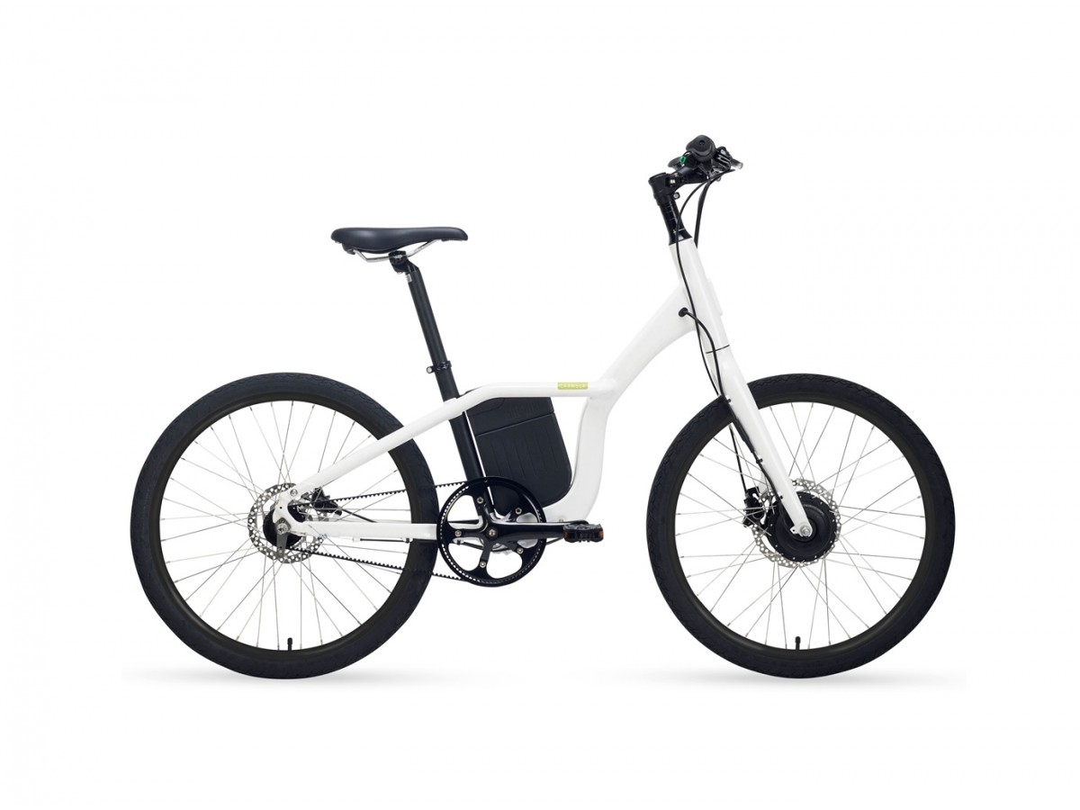 Electric urban bike Carmela 24 by Oh!bike