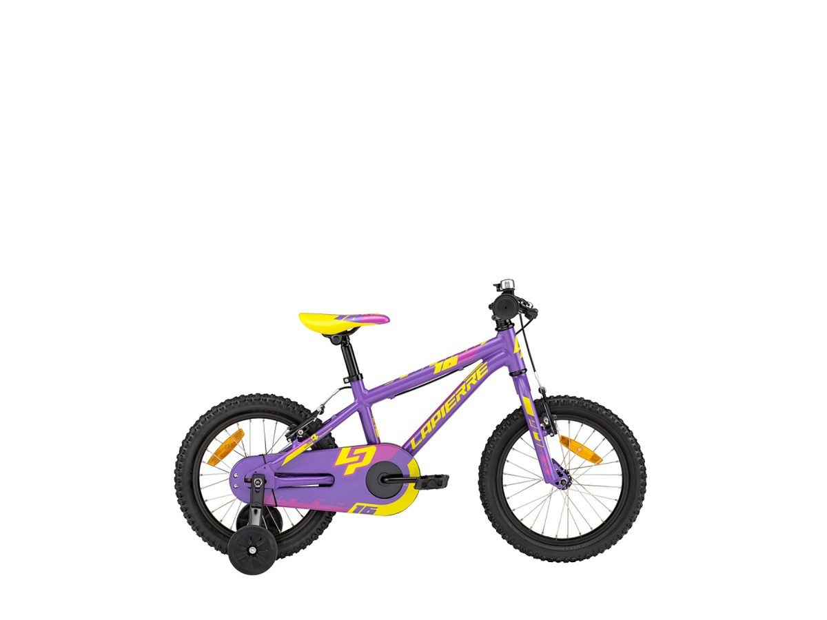 Bicicleta infantil Lapierre Prorace Kid 16'' - Lila