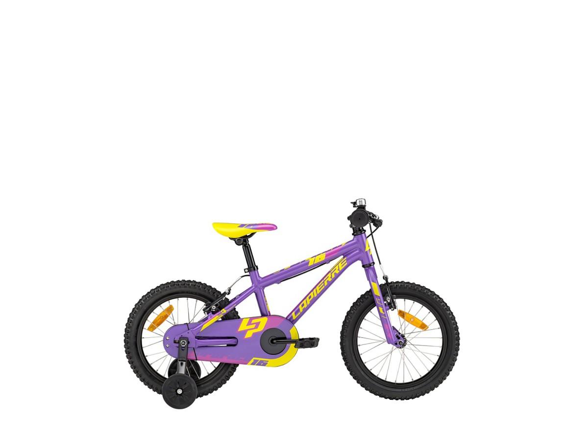 Kids bike Lapierre Prorace Kid 16'' - Purple