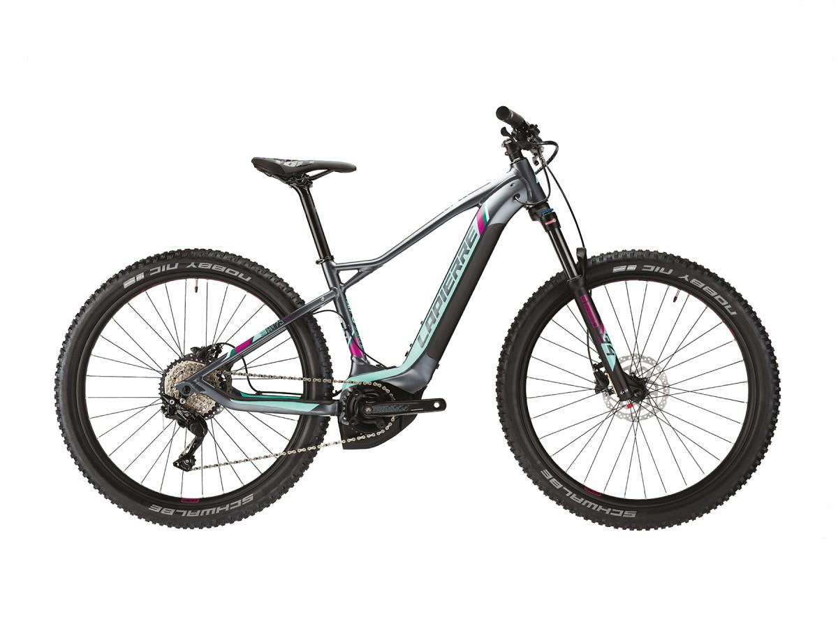 Bicicleta elèctrica MTB Lapierre Overvolt HT 7.5 Women Series