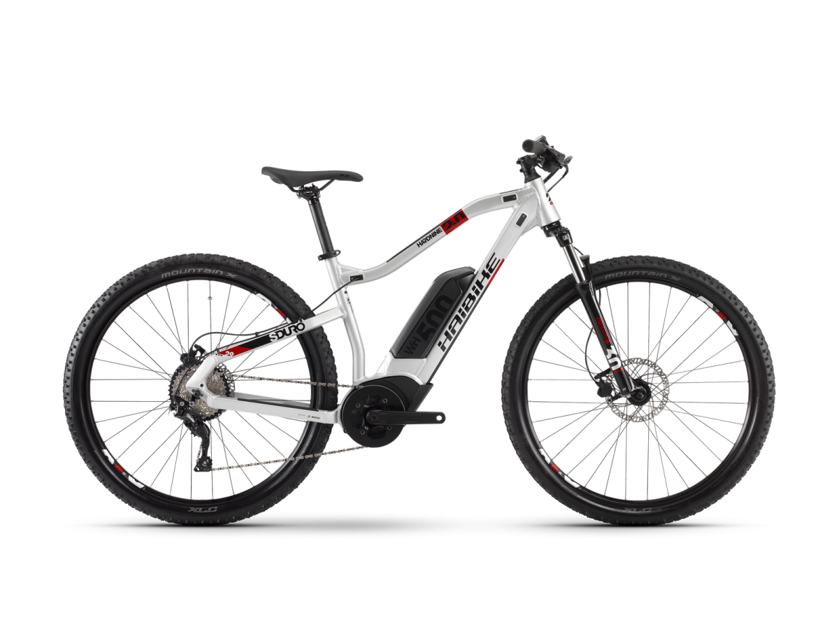 Electric Mountain Bike Haibike SDURO HardNine 2.0