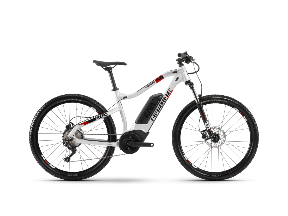 Electric Mountain Bike Haibike SDURO HardSeven 2.0