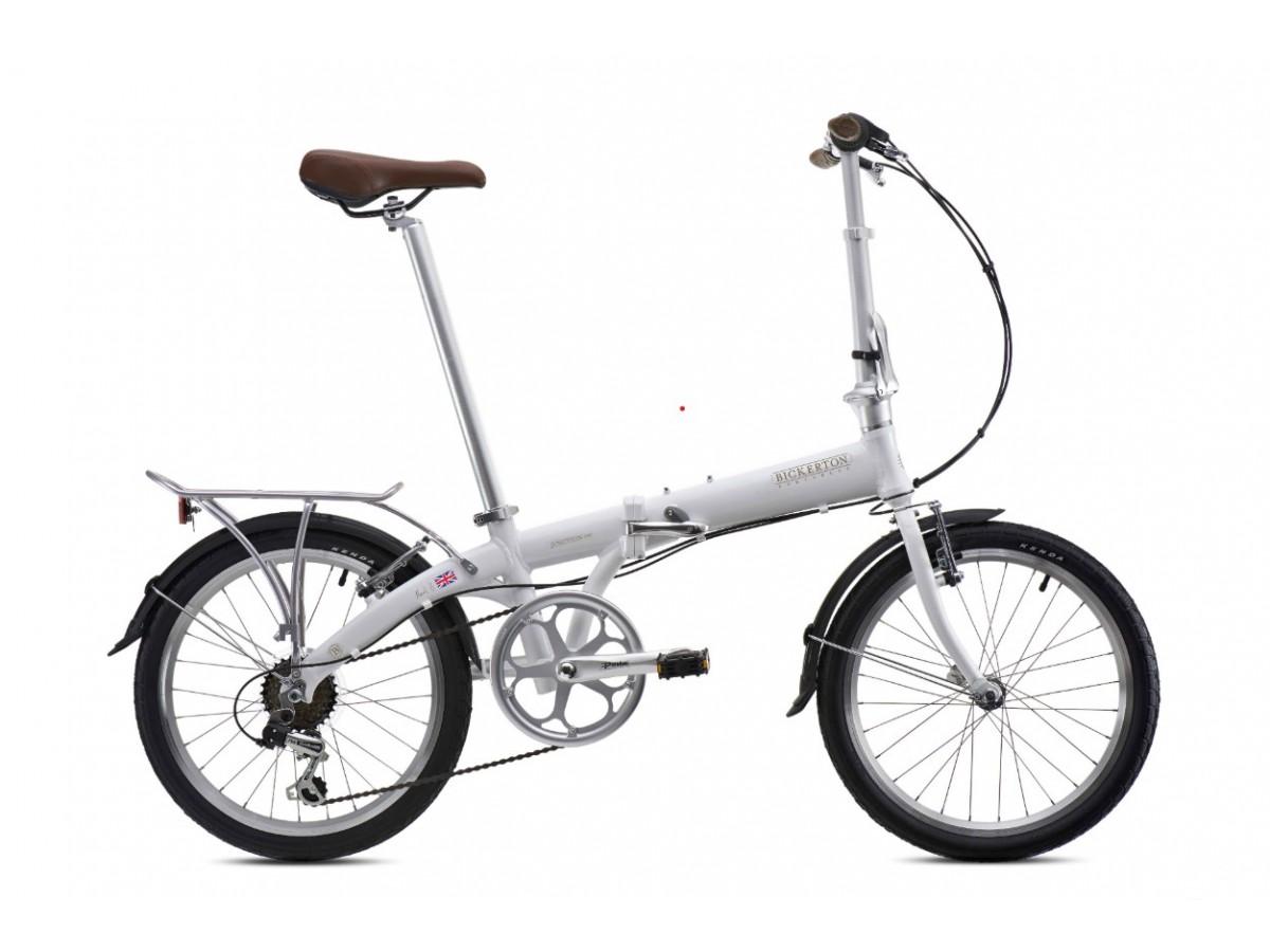 Bickerton Junction 1307 Country Pearl White Folding Bike