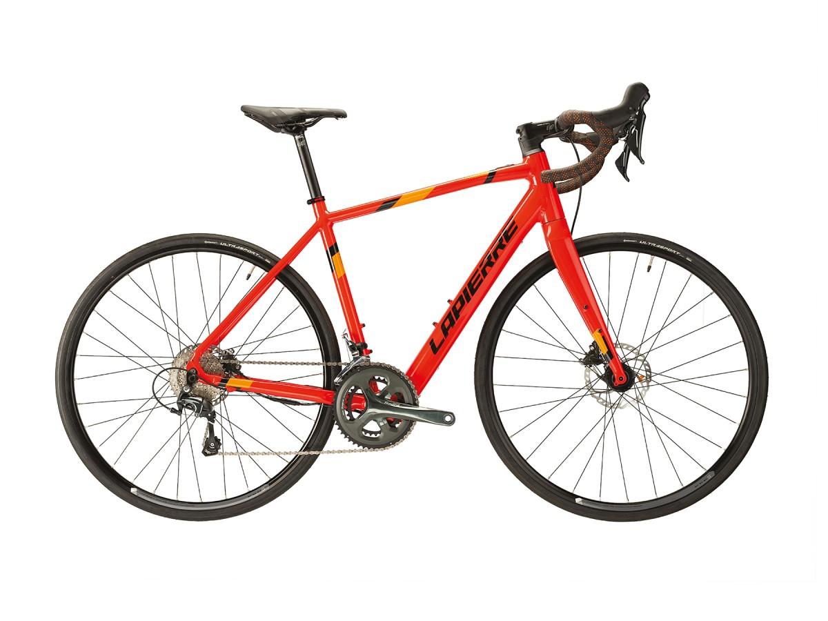 Bicicleta eléctrica de carretera Lapierre eSensium 300