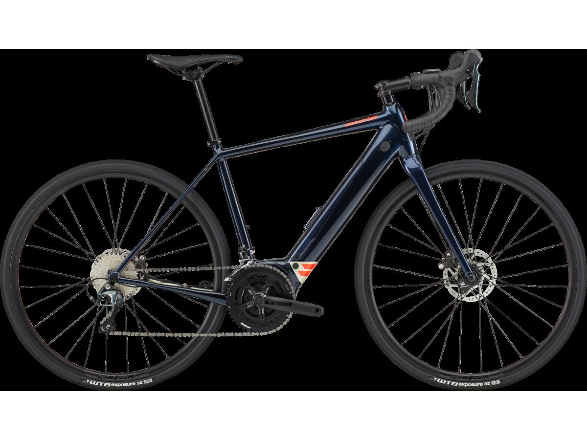Bicicleta elèctrica de carretera Cannondale Synapse Neo 2