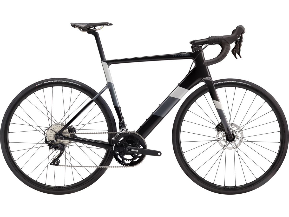 Electric road bike Cannondale SuperSix EVO Neo 3