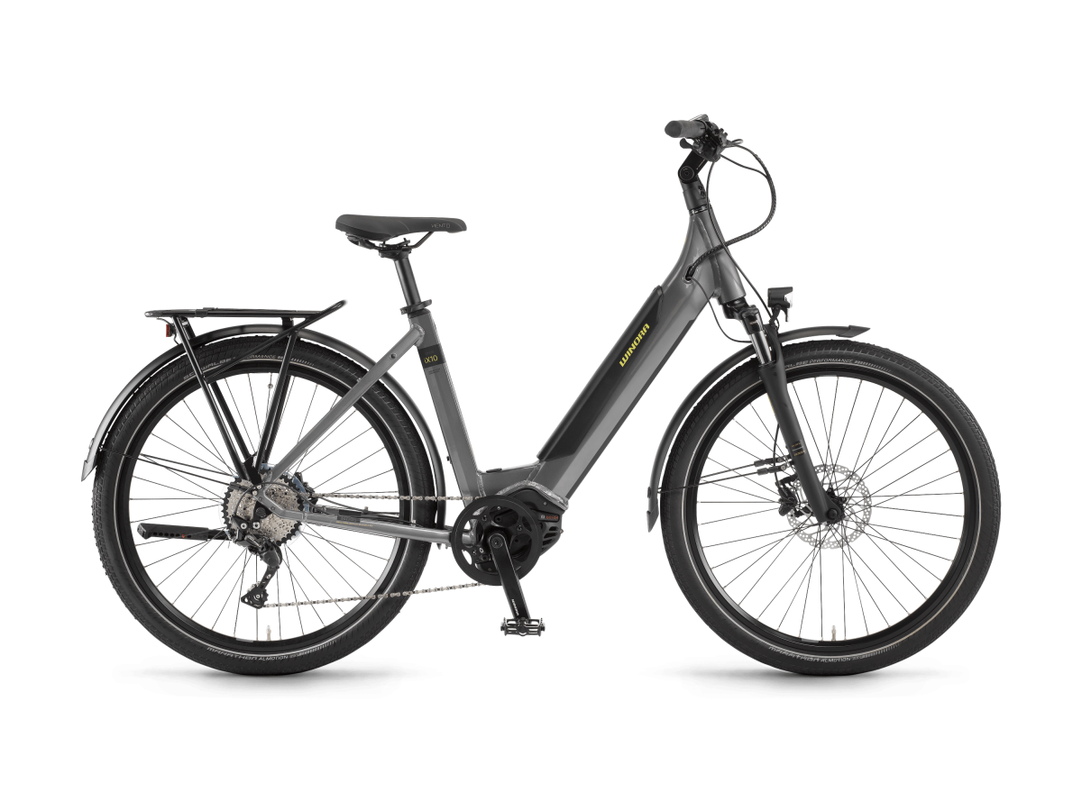 Multipurpose electric bike Winora Sinus iX10 Step-through