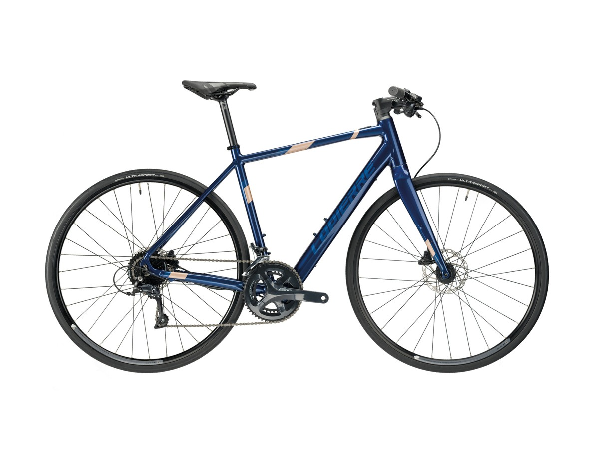 Bicicleta eléctrica de carretera Lapierre eSensium 200 Flat