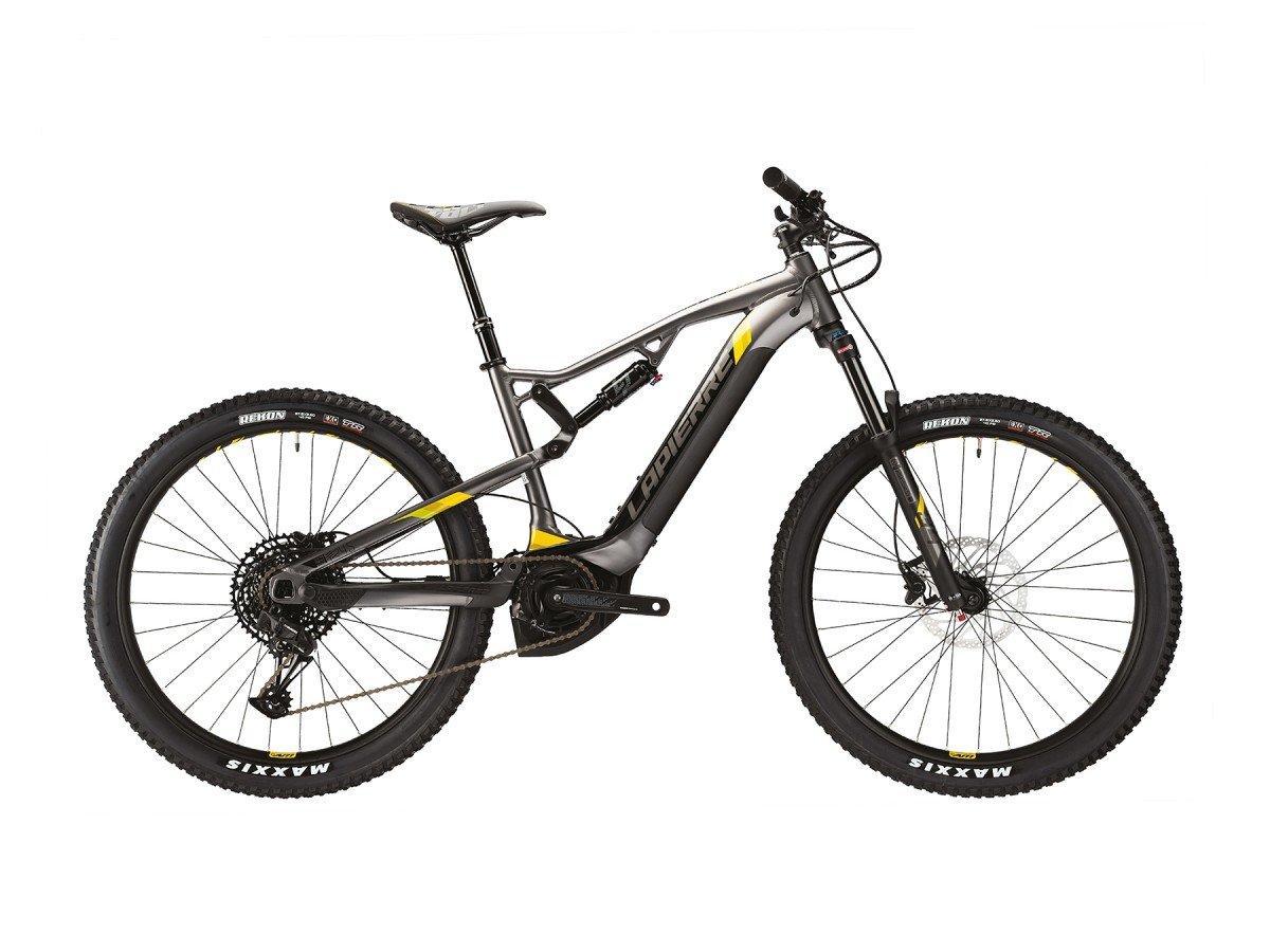 Electric bicycle MTB Lapierre Overvolt TR 4.5