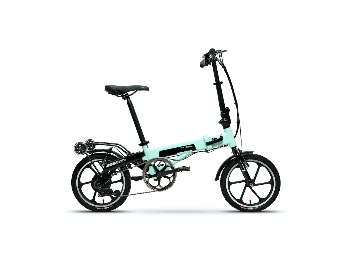 Electric Folding Bike Flebi Supra Eco