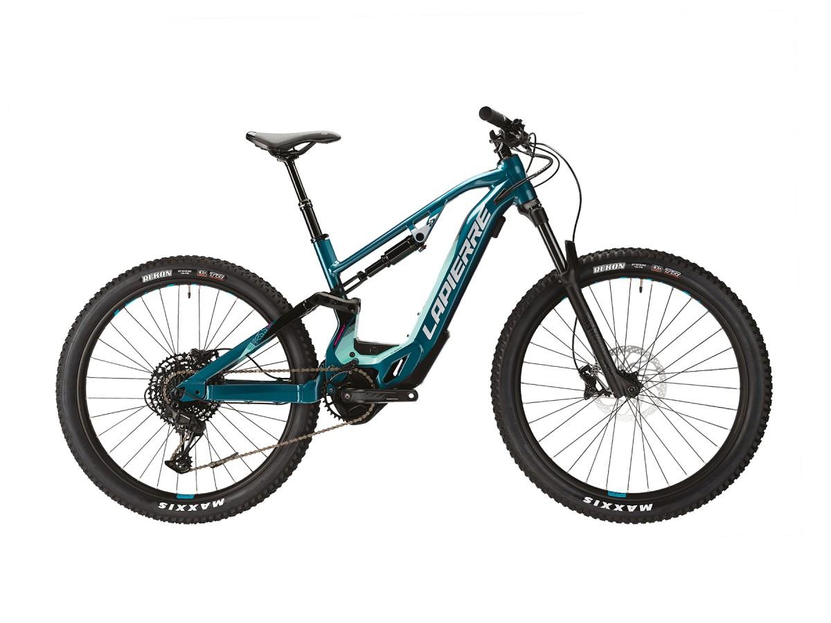 Bicicleta elèctrica MTB Lapierre Overvolt TR 5.6 Women Series