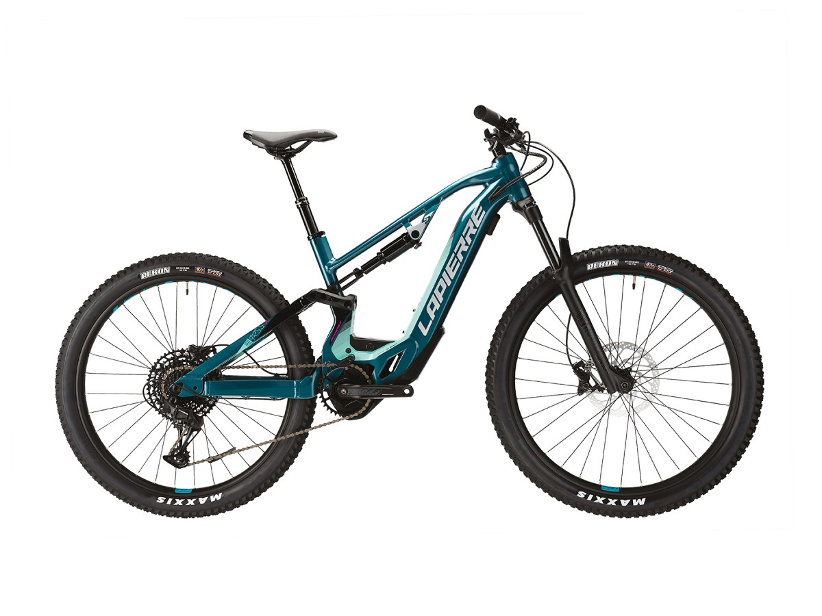 Electric Mountain Bike Lapierre Overvolt TR 5.6 Women Series