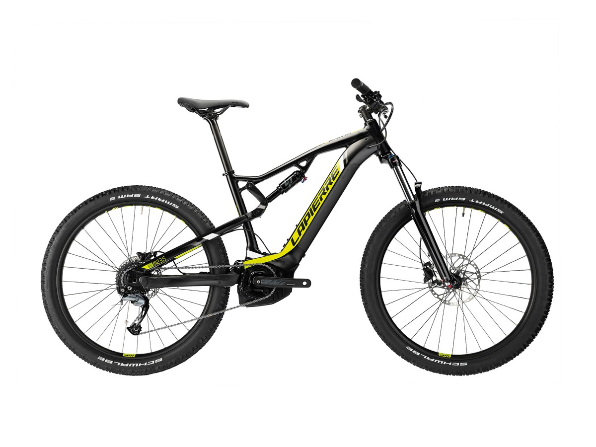 Bicicleta eléctrica MTB Lapierre Overvolt TR 3.5 2020
