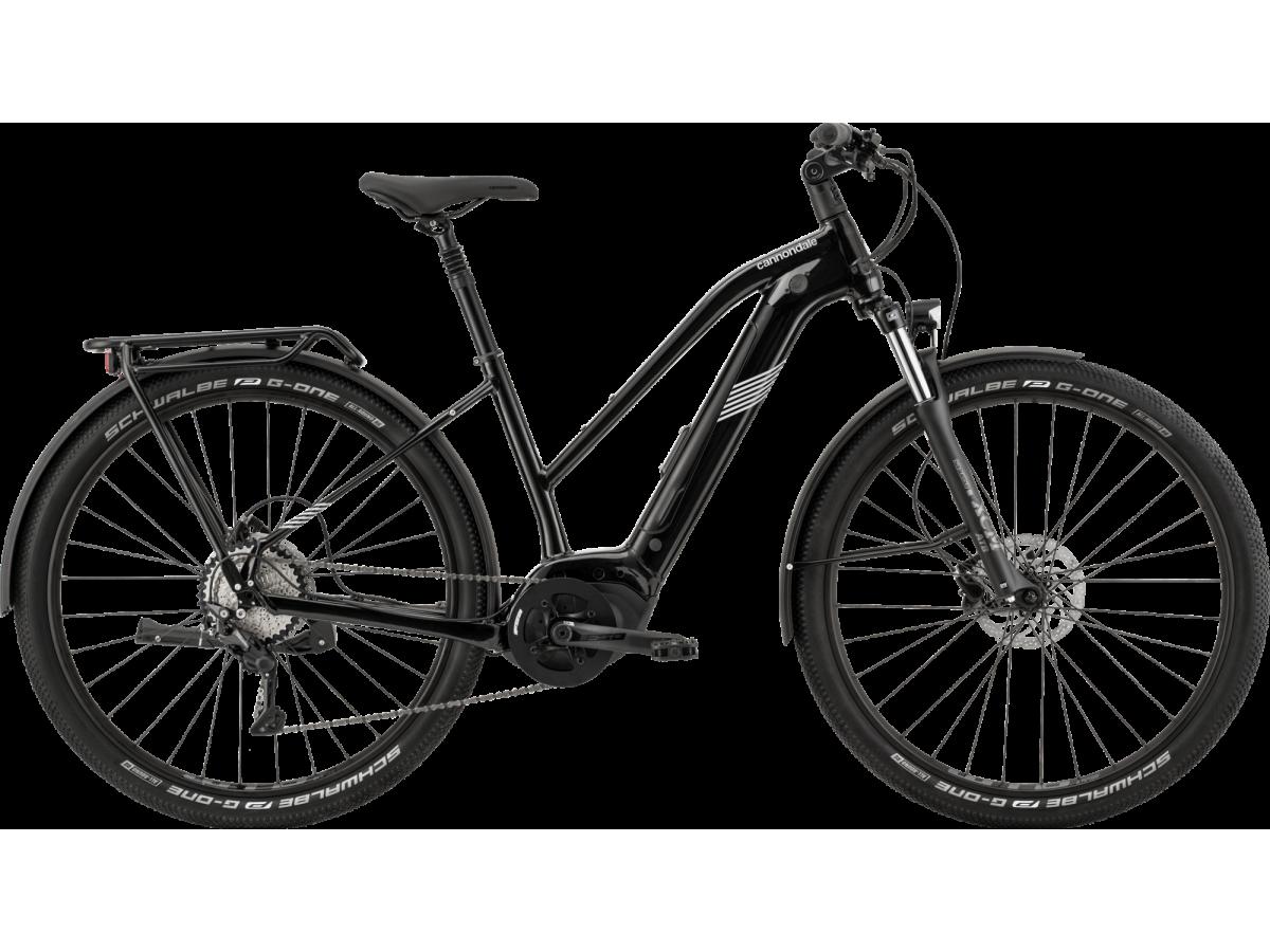 Bicicleta elèctrica polivalent Cannondale Tesoro Neo X 3 Remixte