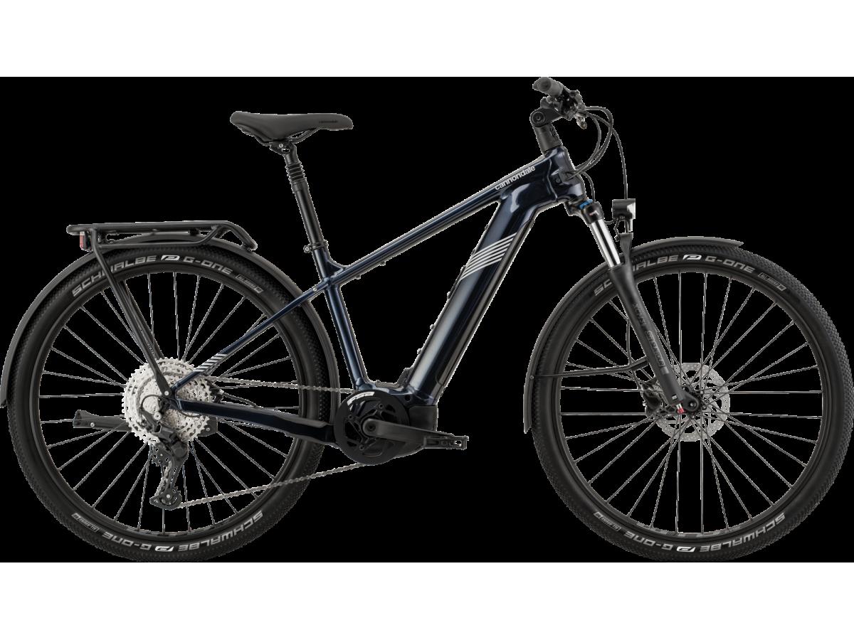 Bicicleta eléctrica polivalente Cannondale Tesoro Neo X 2