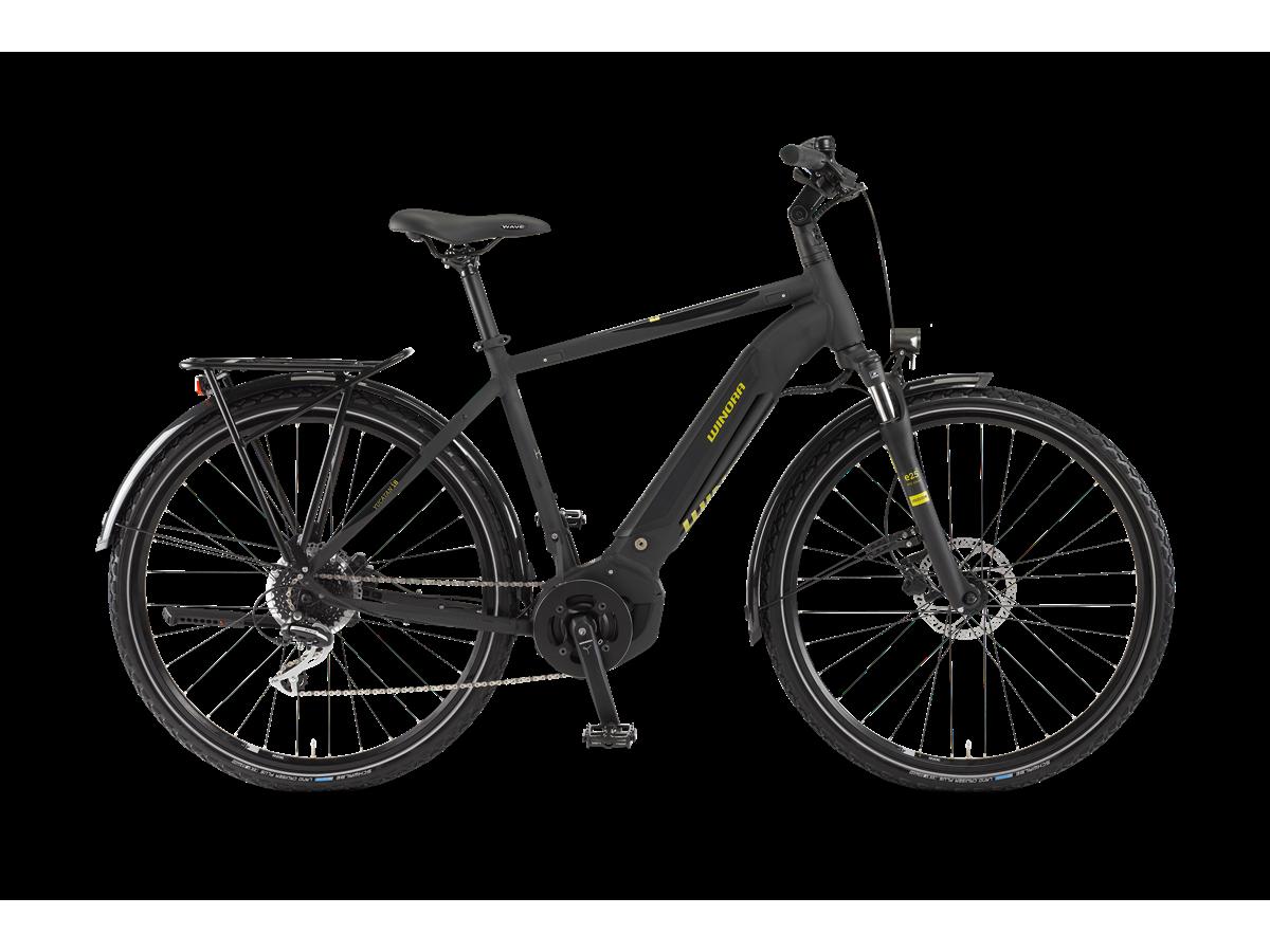 Bicicleta eléctrica urbana Winora Yucatan i8