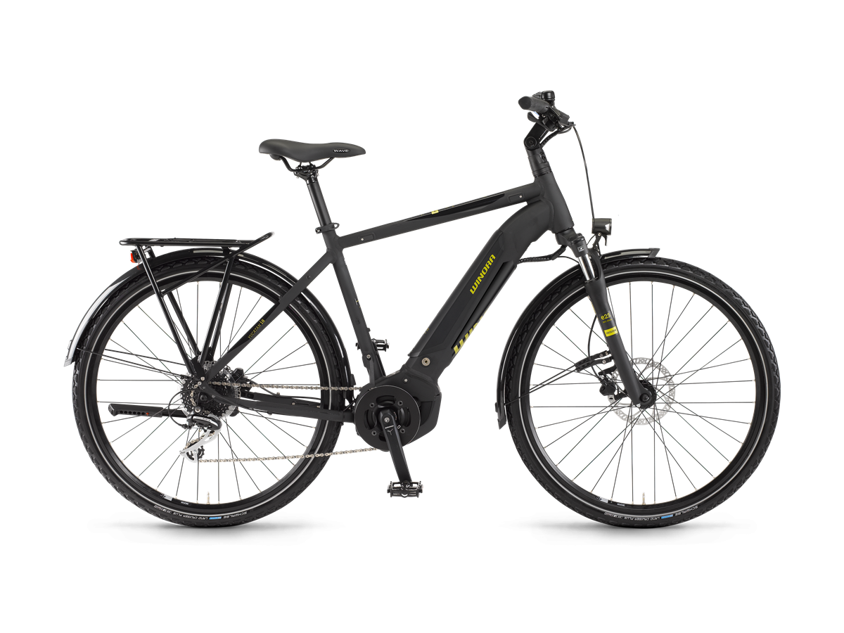 Electric urban bicycle Winora Yucatan i8