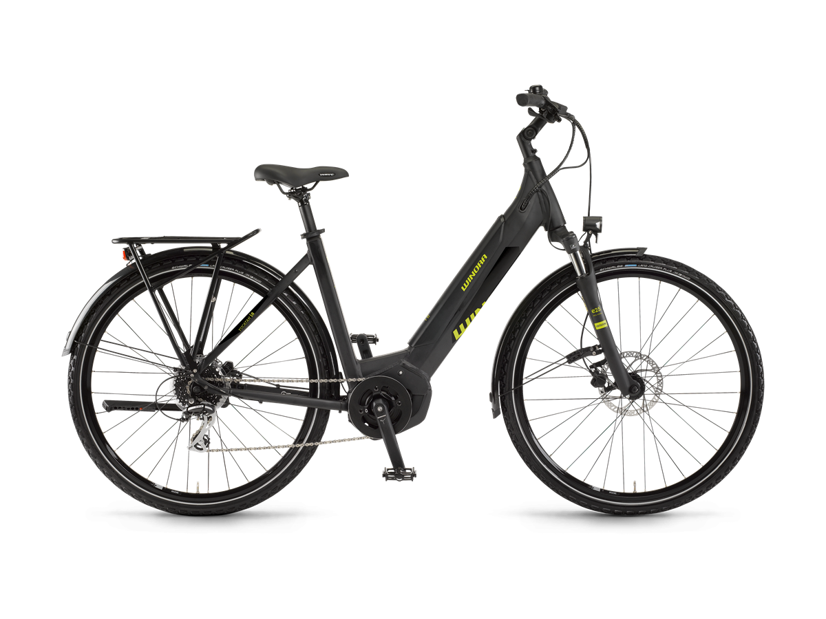 Electric urban bicycle Winora Yucatan i8 Monotube