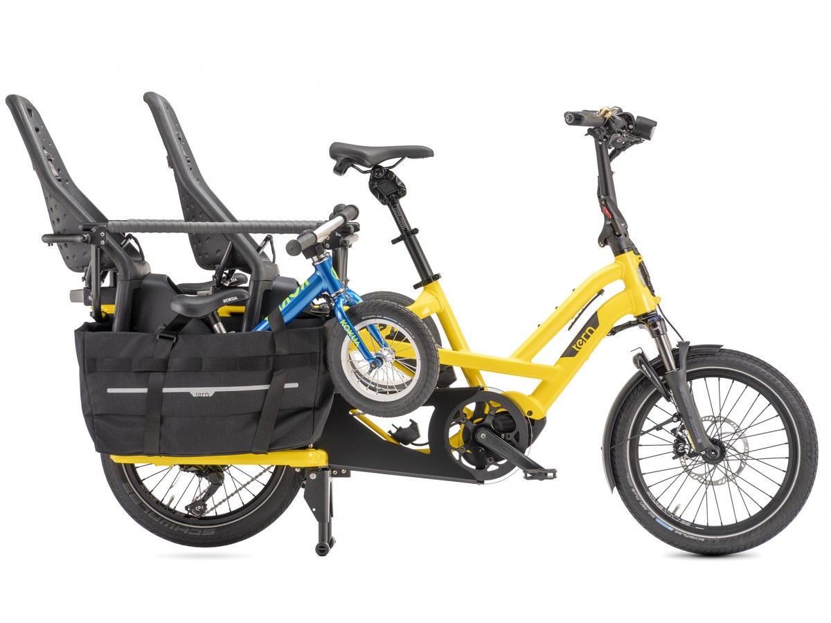Electric compact bike Tern GSD S10 LR