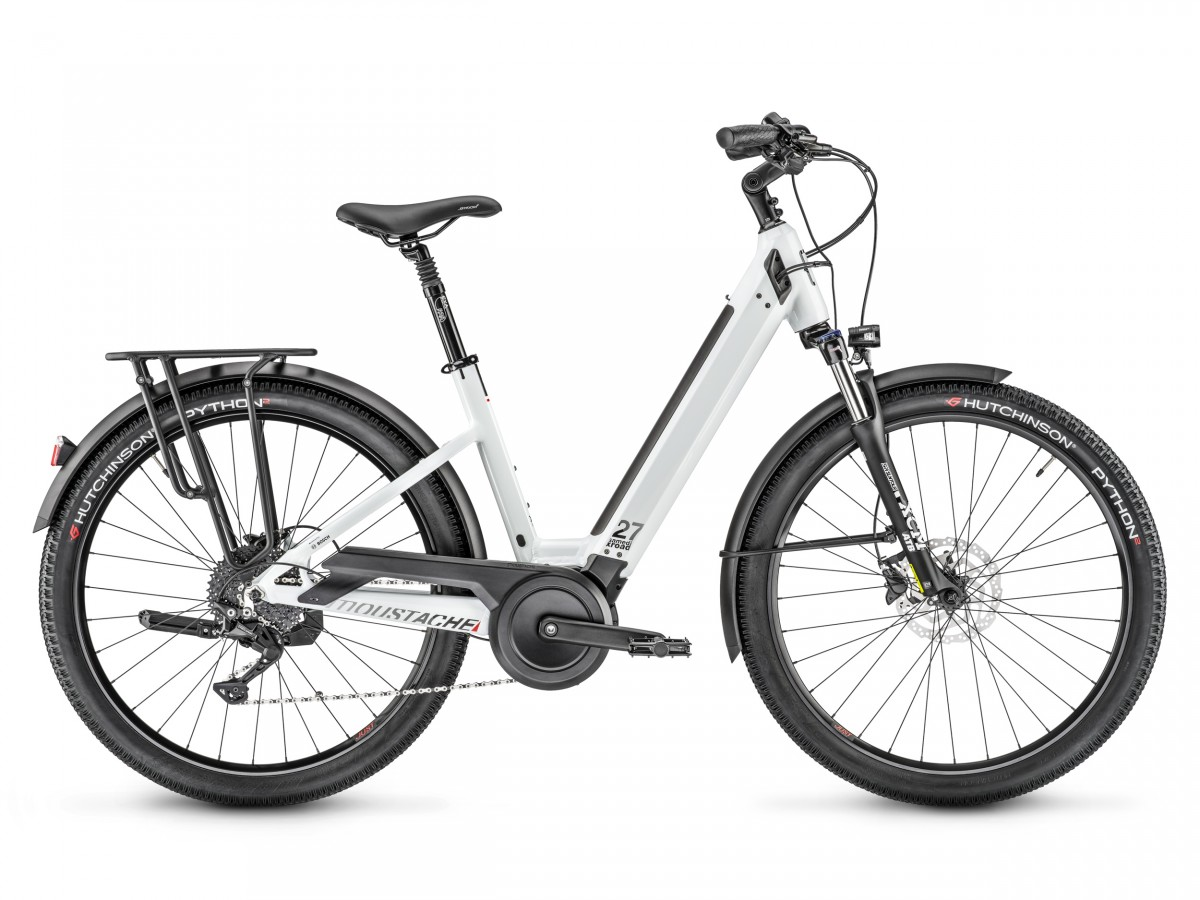 Bicicleta elèctrica polivalent Moustache Samedi 27 Xroad 3 Open