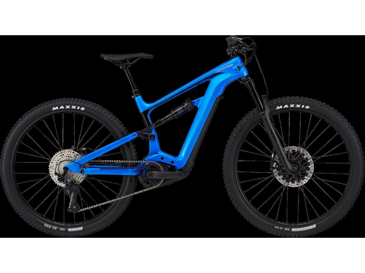 Bicicleta elèctrica MTB Cannondale Habit Neo 3