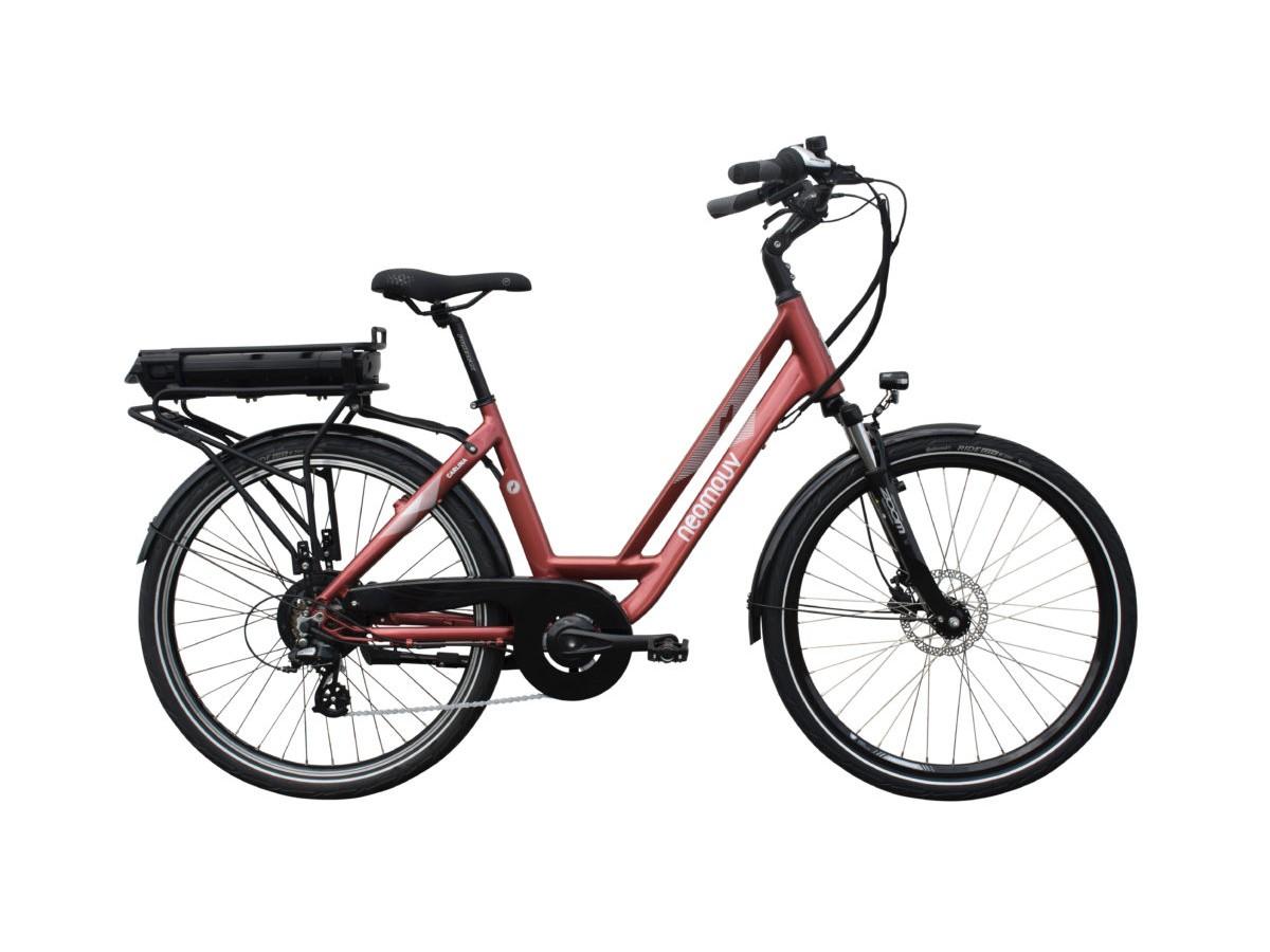 Bicicleta eléctrica urbana Neomouv Carlina 2020