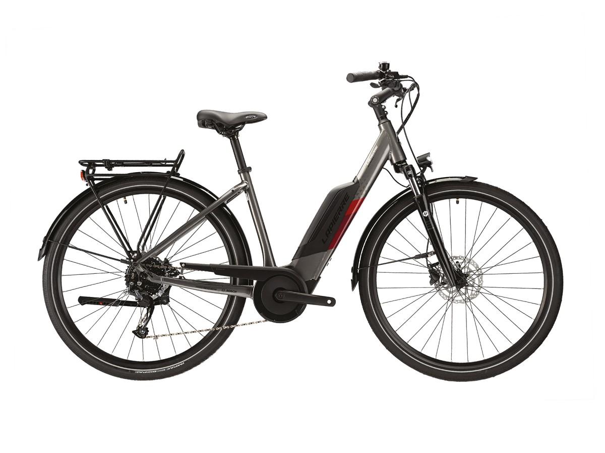 Bicicleta eléctrica urbana Lapierre Overvolt Urban 4.4