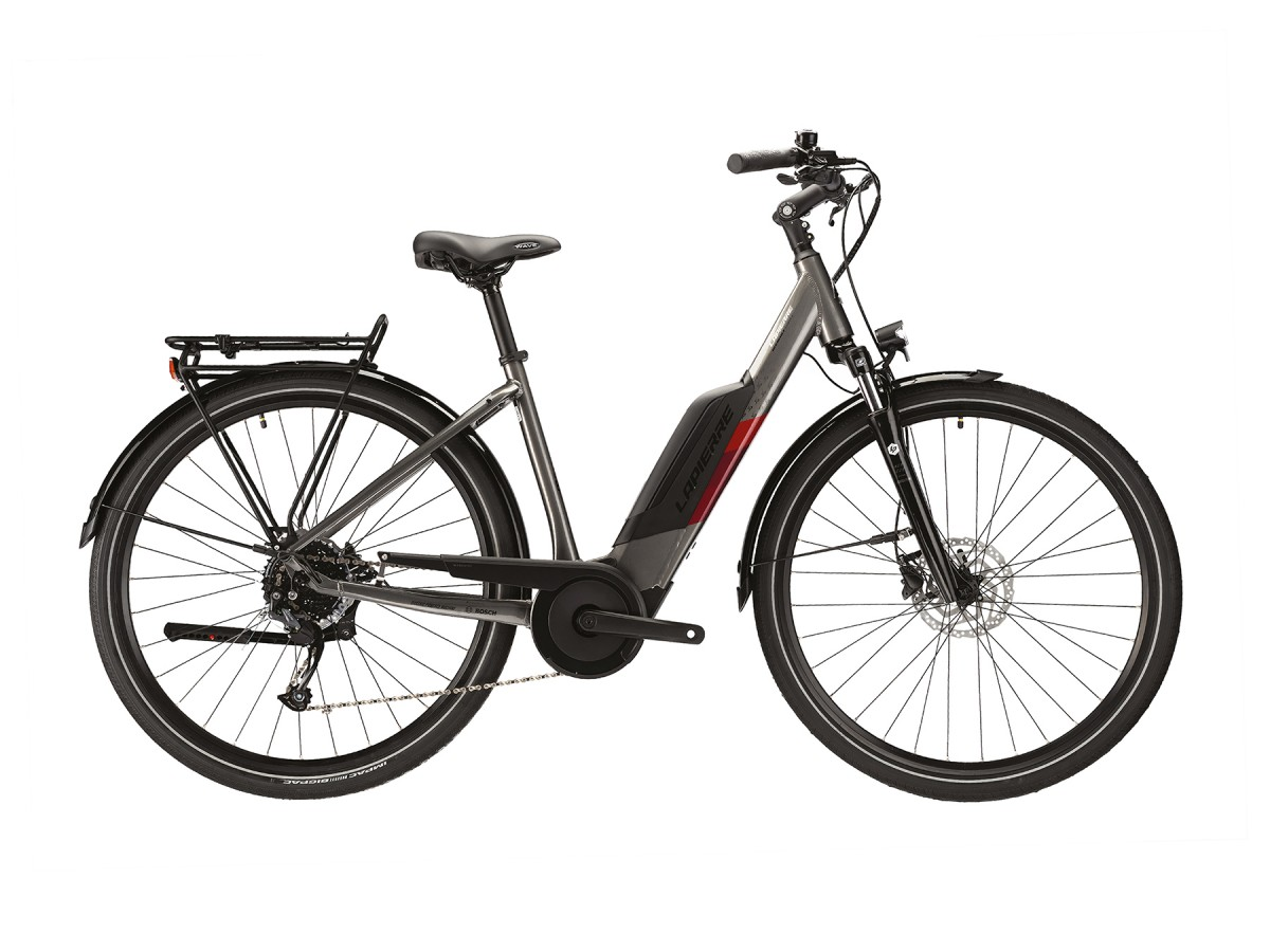 Electric urban bicycle Lapierre Overvolt Urban 4.4