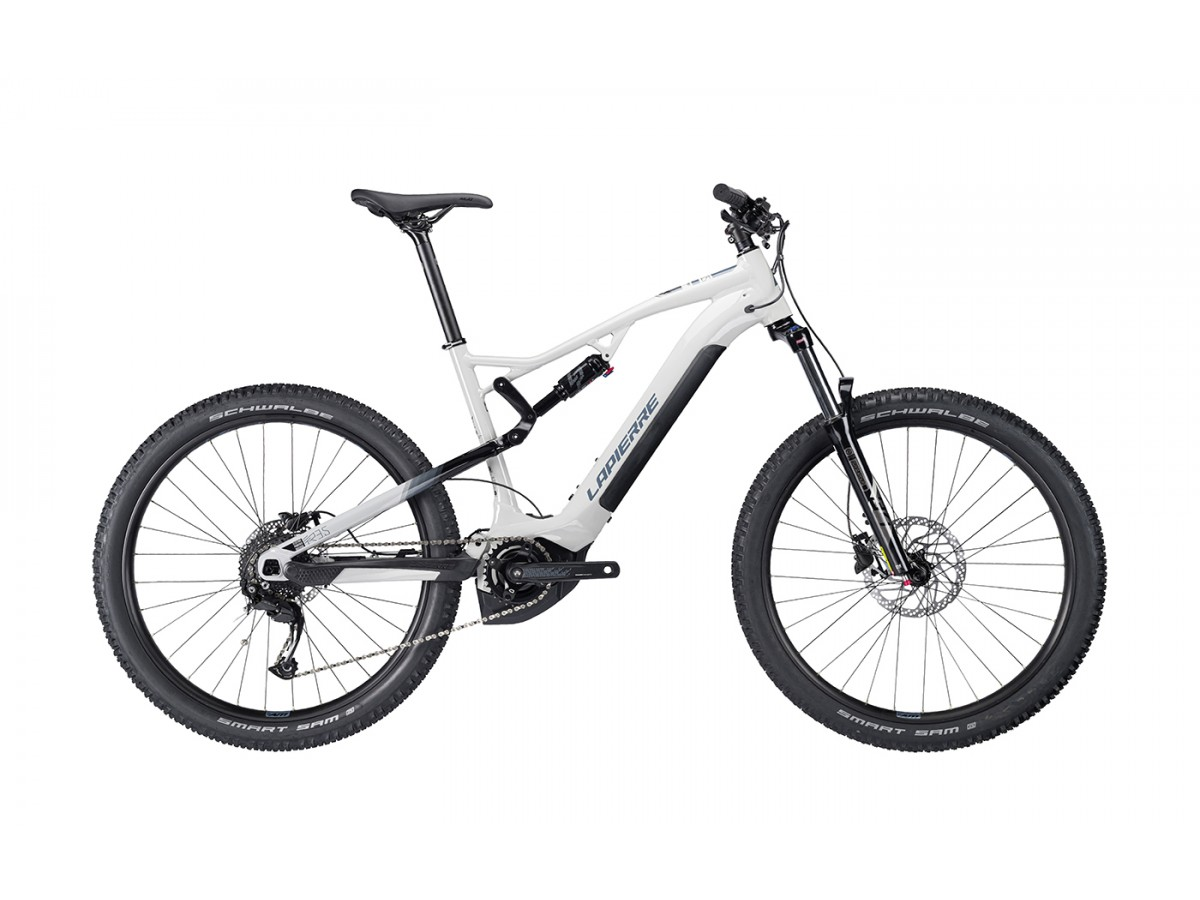 Bicicleta eléctrica MTB Lapierre Overvolt TR 3.5