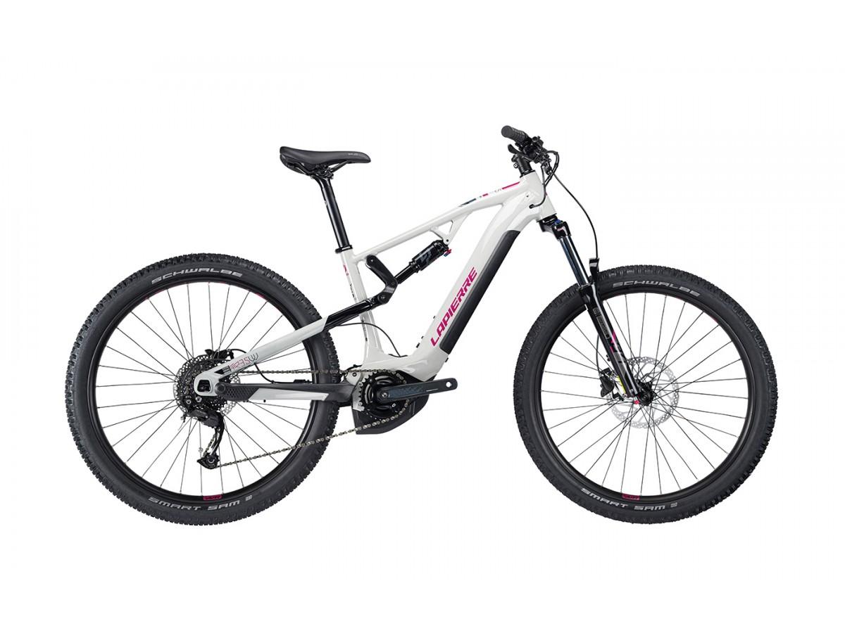 Bicicleta eléctrica MTB Lapierre Overvolt TR 3.5 W