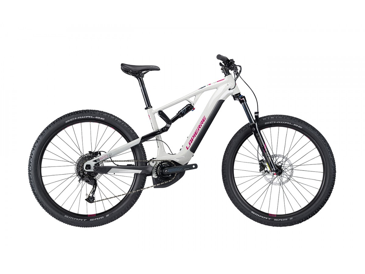 Electric Mountain Bike Lapierre Overvolt TR 3.5 W