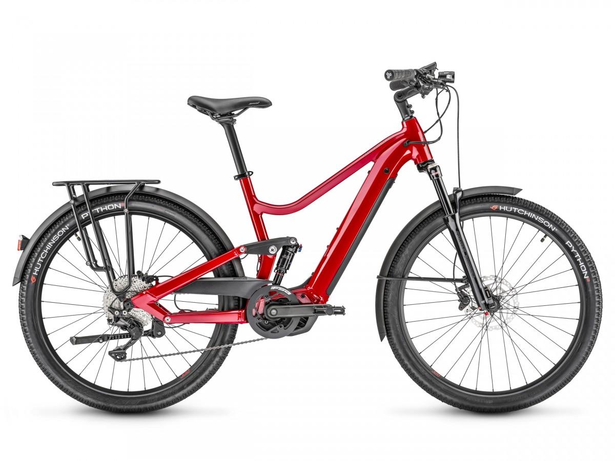 Bicicleta eléctrica MTB Moustache Samedi 27 Xroad FS 5