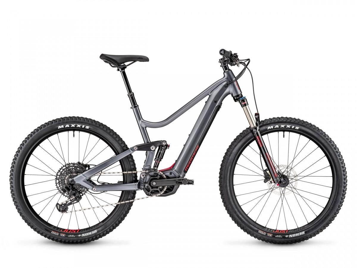 Bicicleta elèctrica MTB Moustache Samedi 27 Wide 2