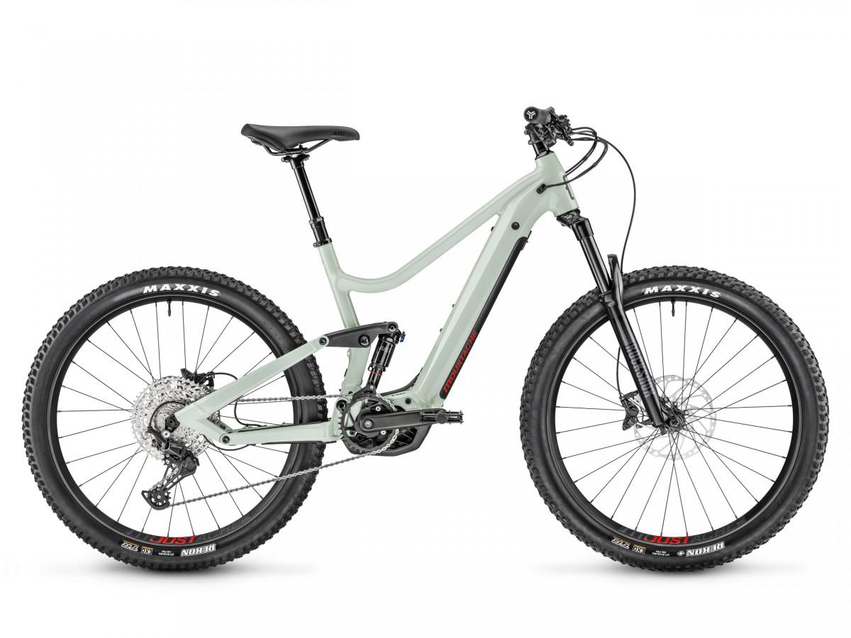 Bicicleta elèctrica MTB Moustache Samedi 27 Wide 4