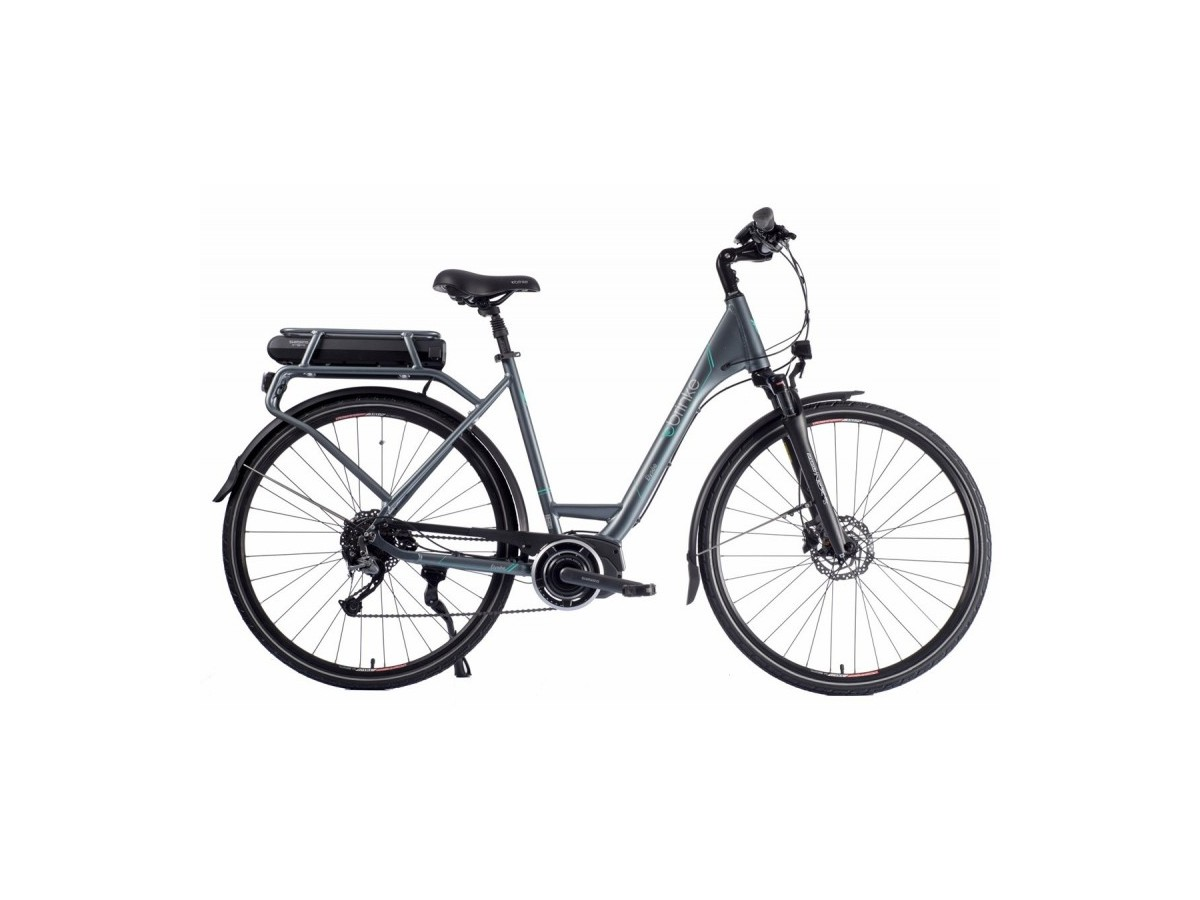 Electric urban bicycle Brinke Elysee 2 Evo Alivio
