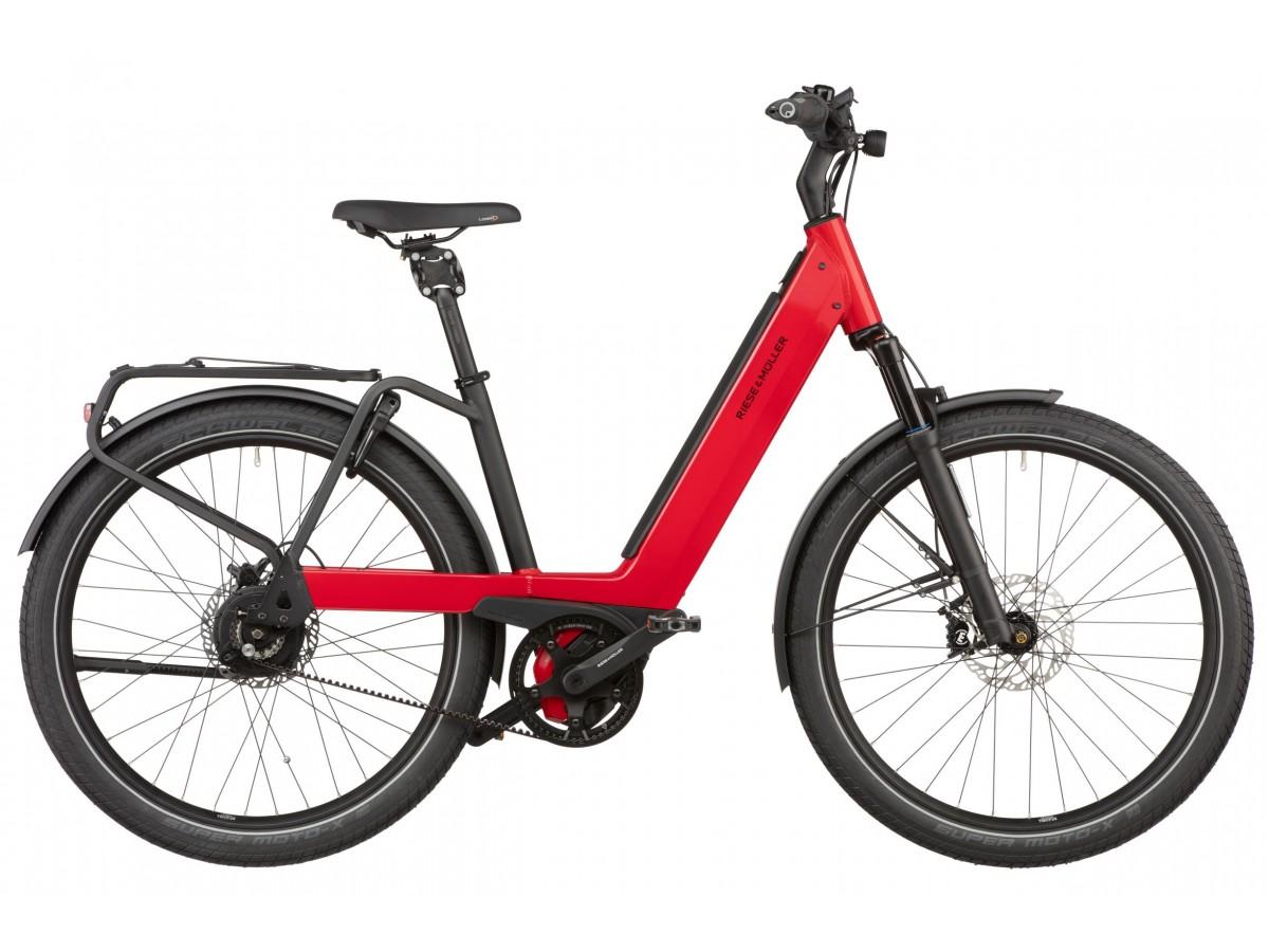 Bicicleta eléctrica polivalente Riese & Müller Nevo3 GT vario