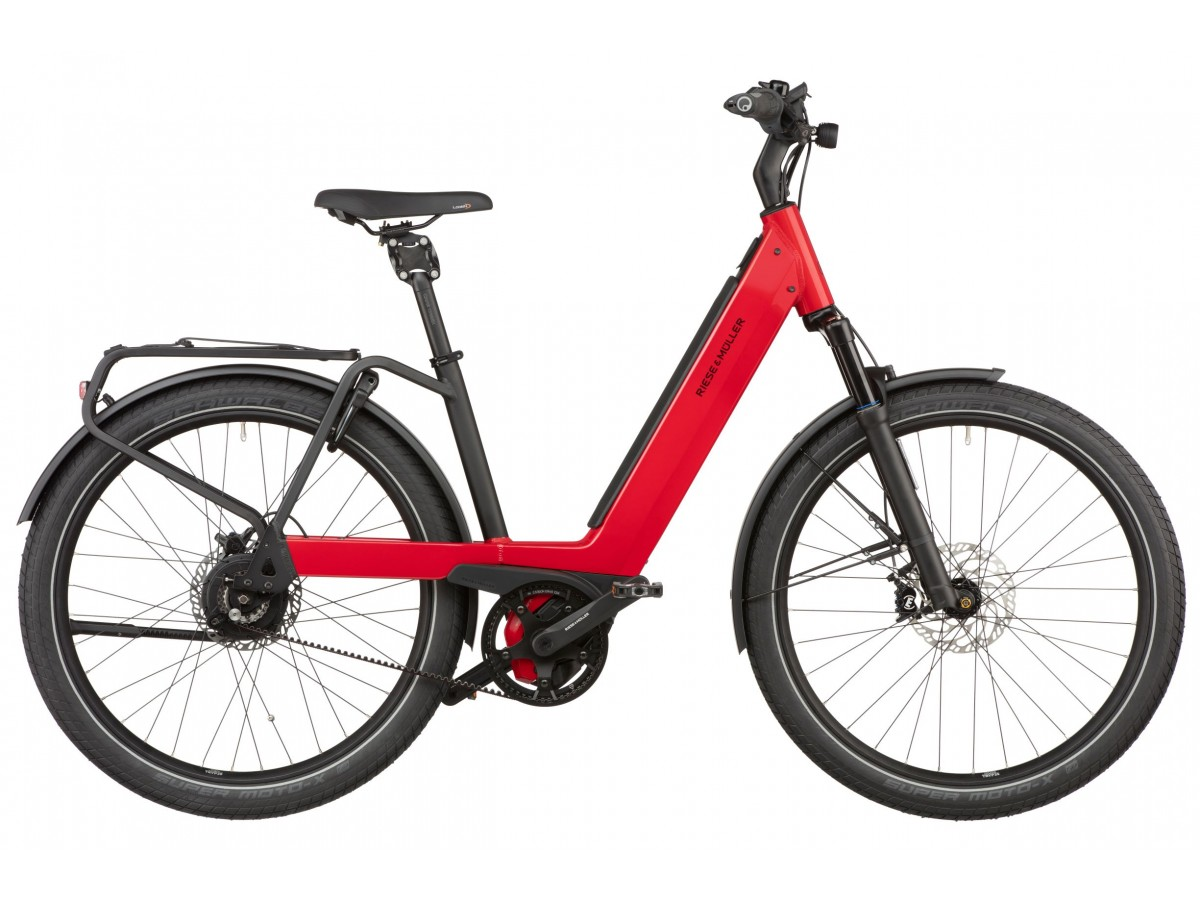 Electric multipurpose bike Riese & Müller Nevo3 GT vario